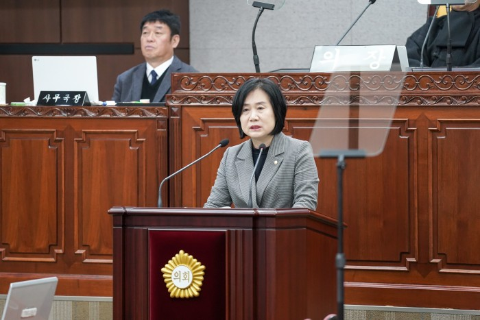 퍼스트신문  / 구의회